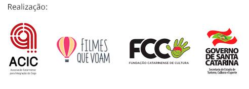 Realização: ACIC, Filmes que Voam, FCC - Governo do Estado de Santa Catarina