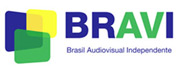 logotipo BRAVI - Brasil Audiovisual Independente