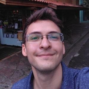 Foto do Professor Filipe Sousa Granja